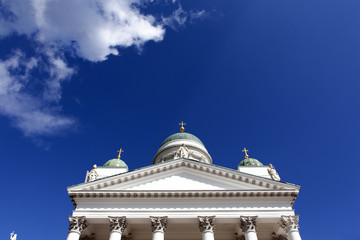 Helsinki Cathedral in Helinksi - Finland - Europe
