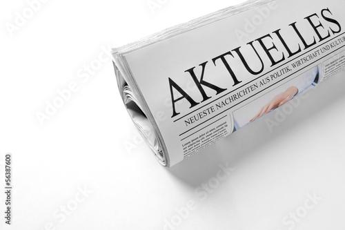 Zeitung Aktuelles