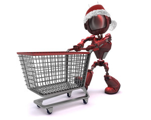 Android Christmas Shopping
