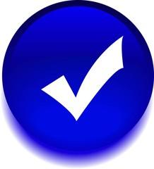 Vector Check Button