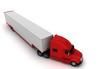 Tir trasporto su gomme in tutto il mondo - 3D