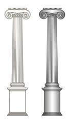 greece column model
