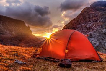 Campside Sunrise