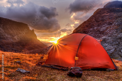 Campside Sunrise