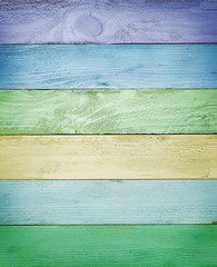 light colorful wood planks texture