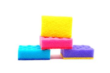 чистящие средства губка