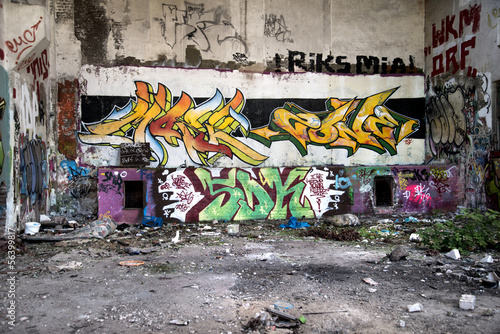 Graffiti *** HDR1