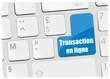 clavier transaction en ligne