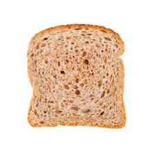 "Постер, картина, фотообои ""fresh bread slice"""