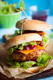 christmas Turkey Burgers