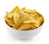 Bowl of nachos