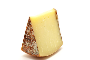 Pecorino di Pienza, typical italian sheep cheese