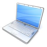 Laptop CGI poster