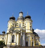 Saint Vladimir cathedral in St. Petersburg