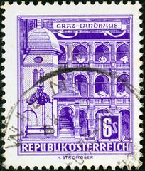 Graz Town Hall (Austria 1957)