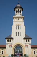 The Archiepiscopal Cathedral, Alba Iulia, Romania