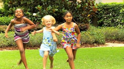 Home Garden Fun Sports Day