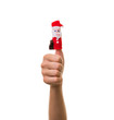 daumen hoch für weihnachten