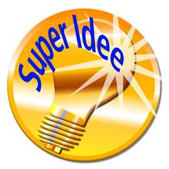 Idee, Innovation, Gluehbirne, Licht, Geistesblitz, Auszeichnung,