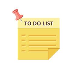 Vector To Do List