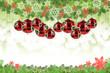 Weihnachten Grün Weiß Rot