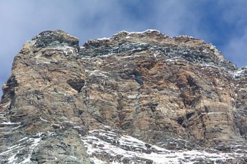 La vetta del Cervino - 4.478 m.s.l.m.
