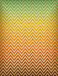Colorful Zig Zag Background Vector