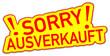 Sorry ausverkauft  #130919-svg13