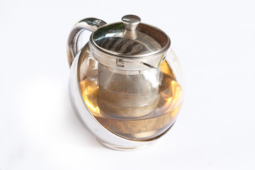 Morning Tea pot
