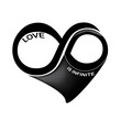 love is infinite