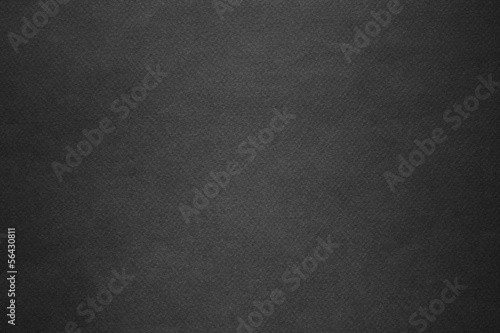 Fototapeta Black paper texture.