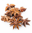 Heap of the star anise