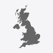 Map of the united kingdom - 56433018