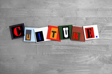 Culture - art design / sign