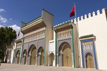 Palazzo Reale, Fez, Marocco