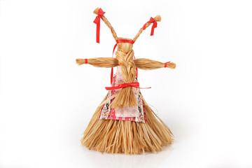 Rissian handmade doll Koza