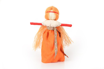 Slavic traditional doll called Paraskeva