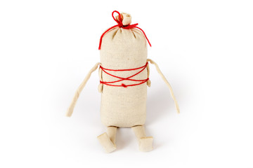 Slavic traditional doll Kasha