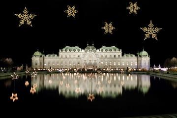 Belvedere Wien Weihnachten