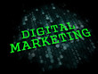 Digital Marketing. Business Concept.