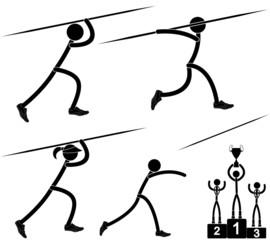 Javelin-throwing