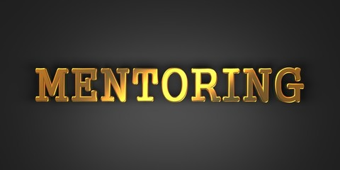 Mentoring. Business Concept.