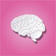 Hirn denken Intelligenz Brain Kopf Medizin Mensch