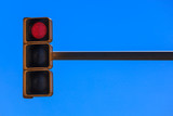new traffic light