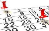 Monat  Kalenderblatt