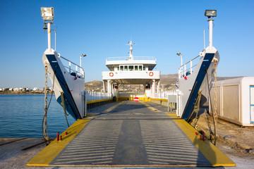 Fährschiff