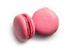 pink macaroons