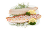 Red Mullet fillets