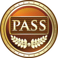 Pass VIP Gold Label