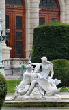 Monuments, sculptures and gardens in Vienna